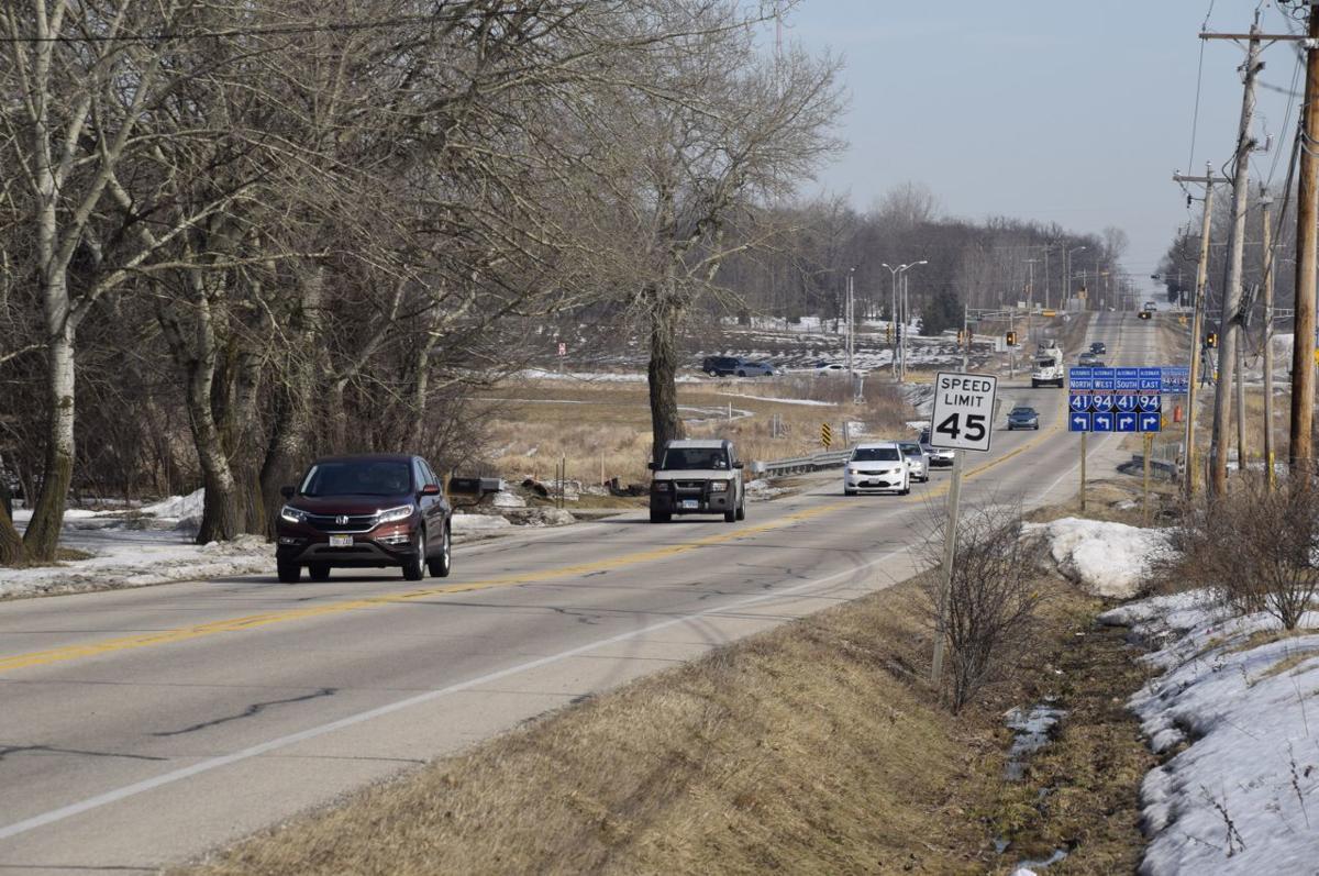 Highway KR widening