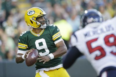Texans Packers Football
