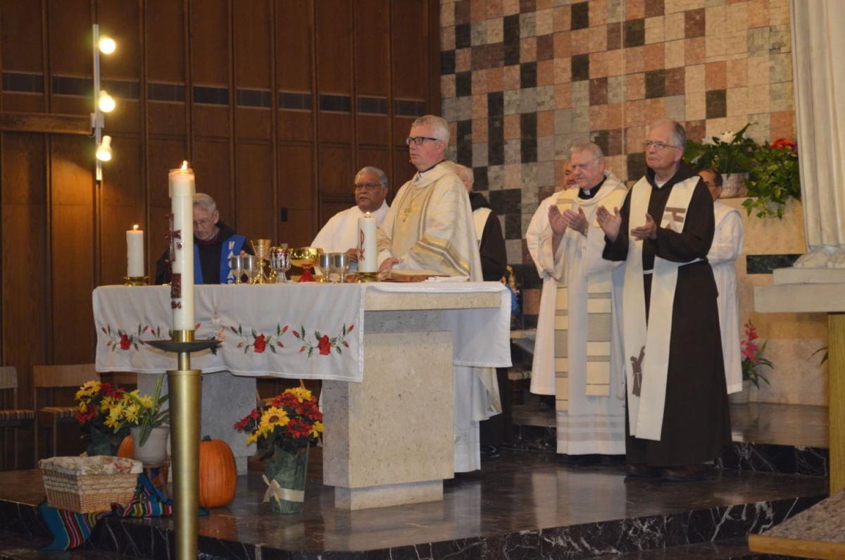 Last Mass at Cristo Rey 2