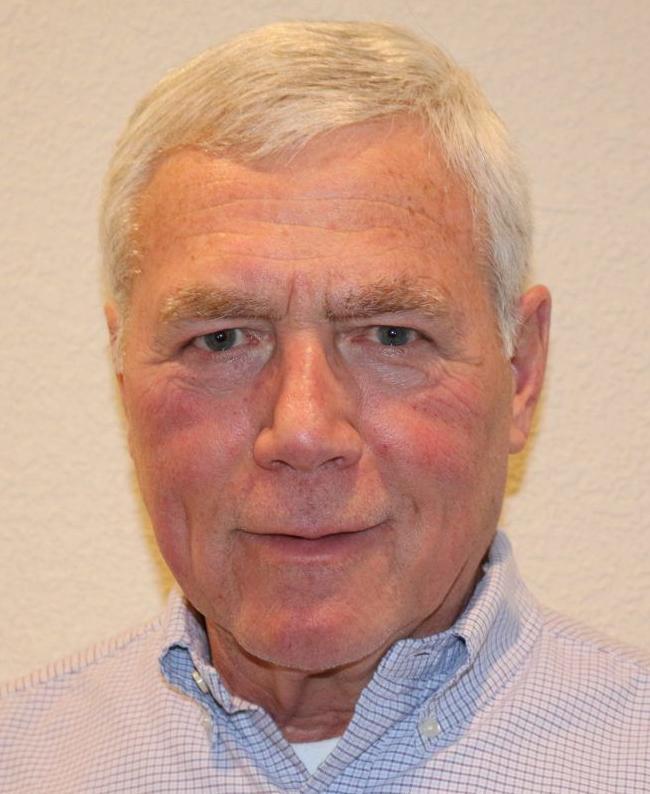 Dale Stillman, Caledonia Village Board trustee, 2018