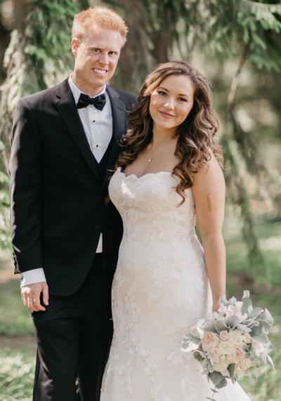 David Magruder and Veronika Vlasov