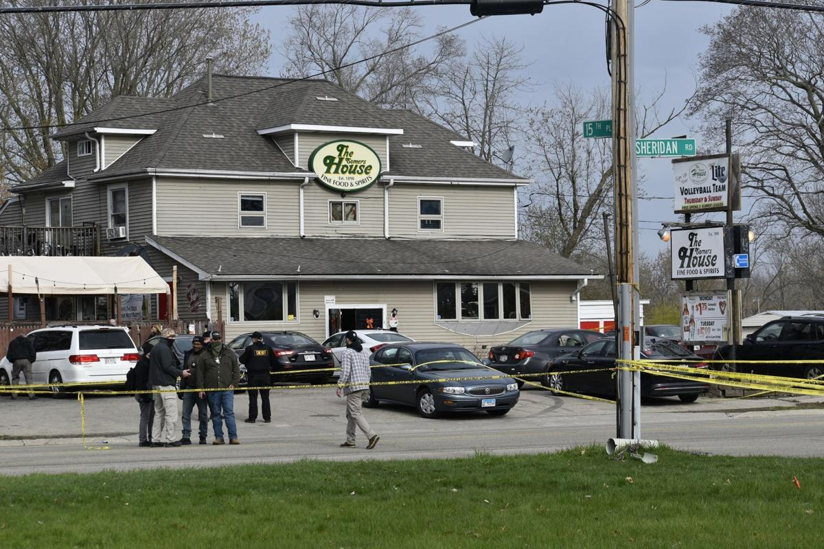 Somers House Shooting