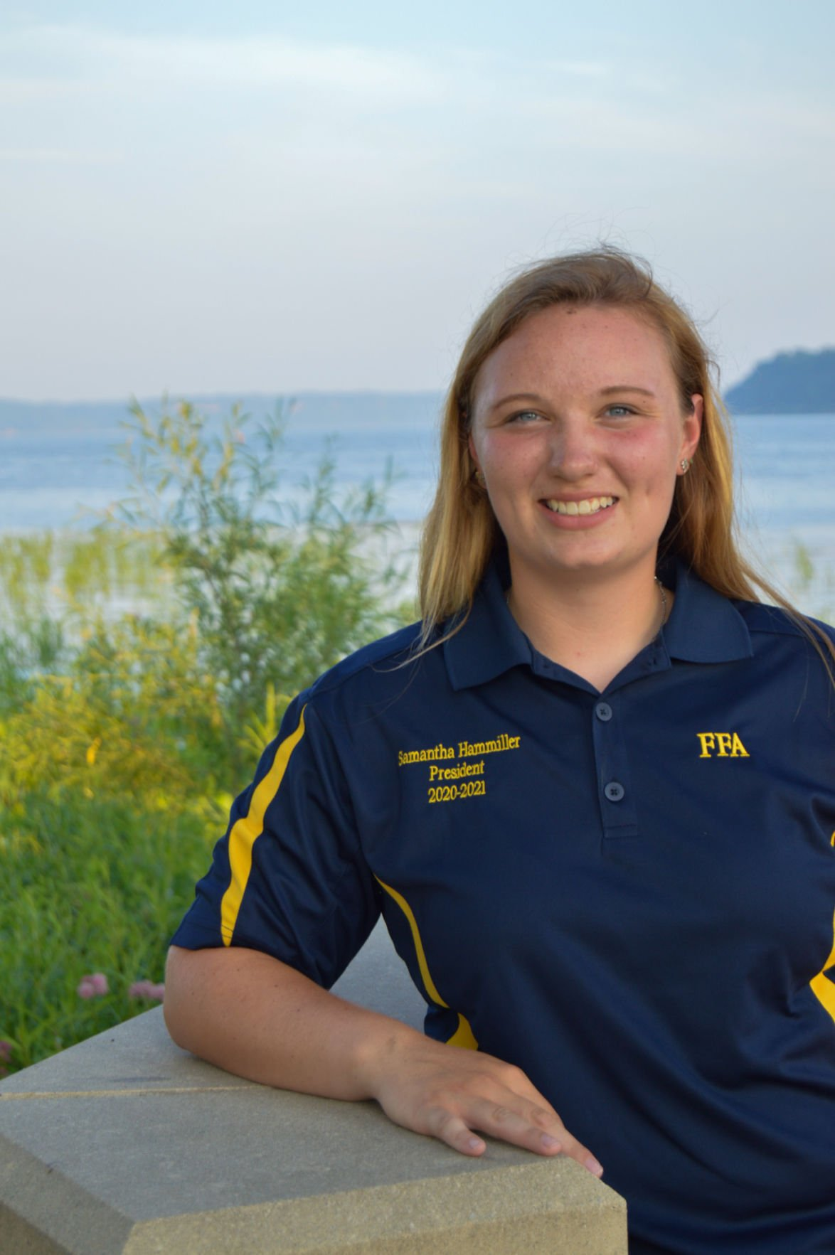 journaltimes.com - BHS student chosen for Wisconsin Agriculture Youth Council