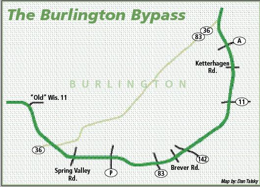The Burlington Bypass