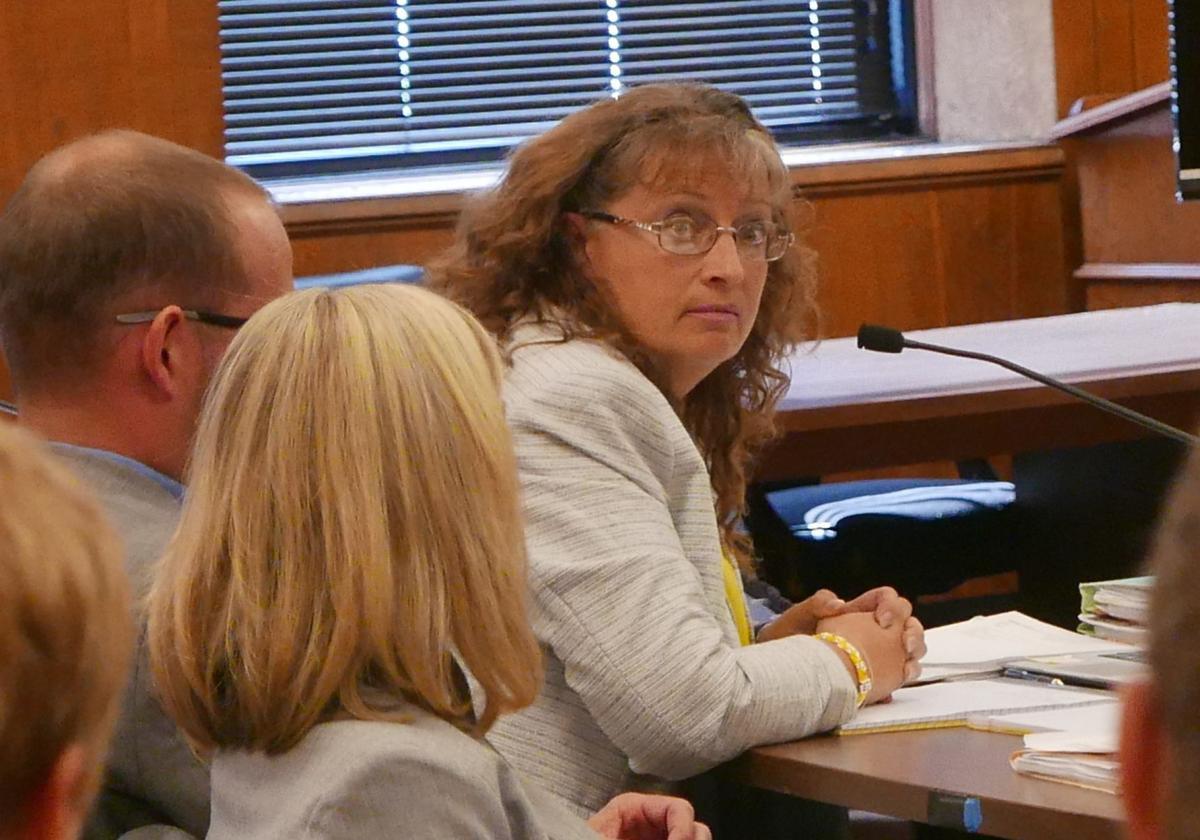 Assistant District Attorney Jennifer Tanck-Adams