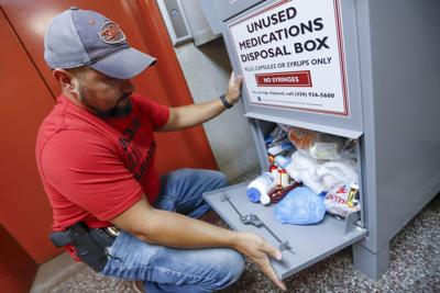 Opioids AP file photo