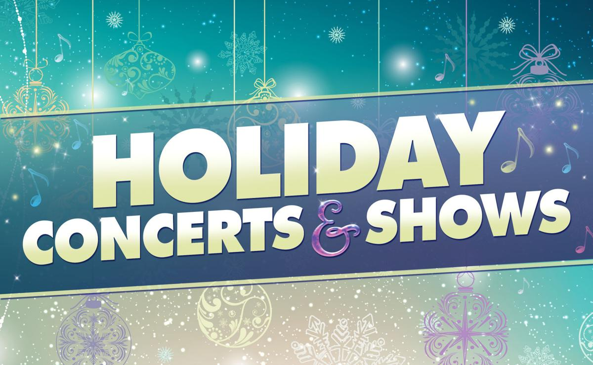 Holiday Concerts & Shows