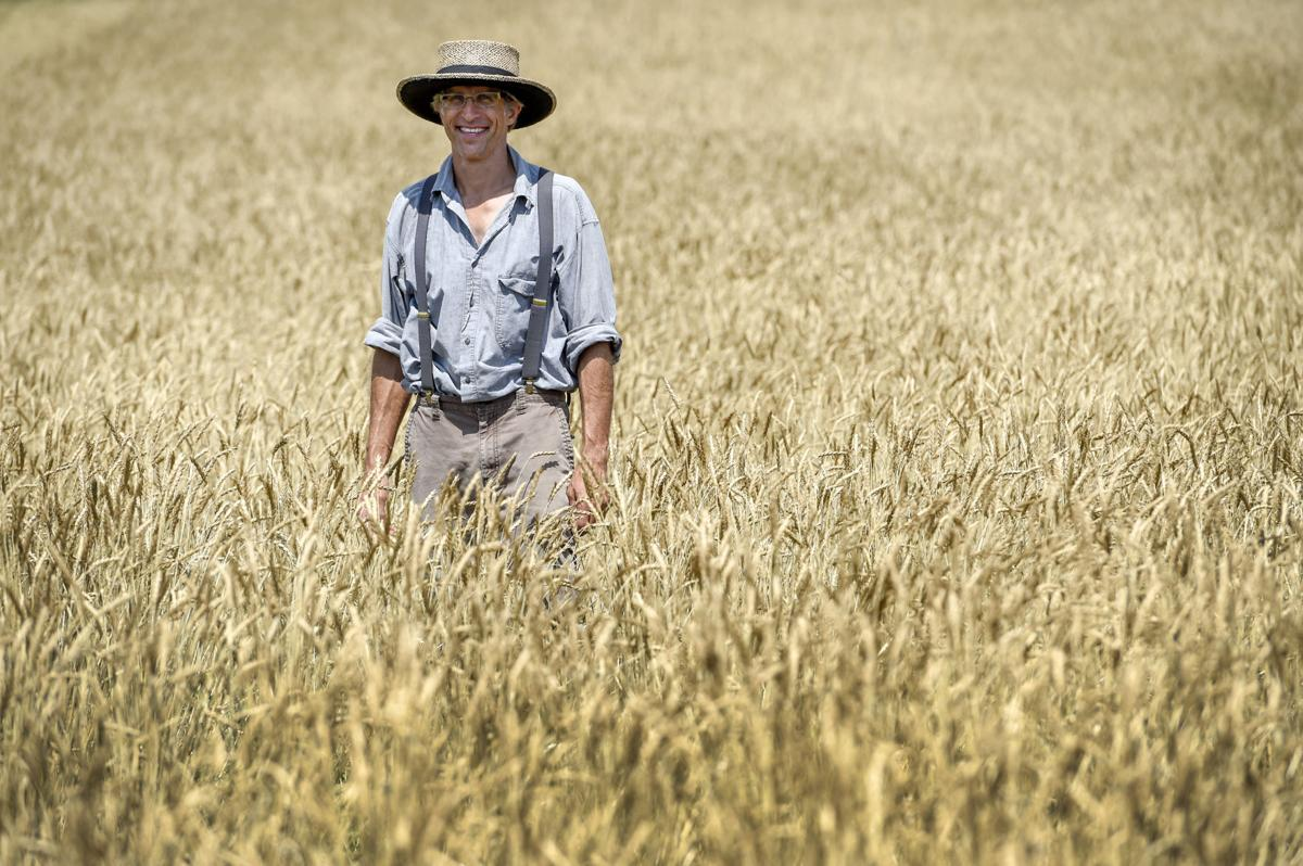 Heritage Wheat