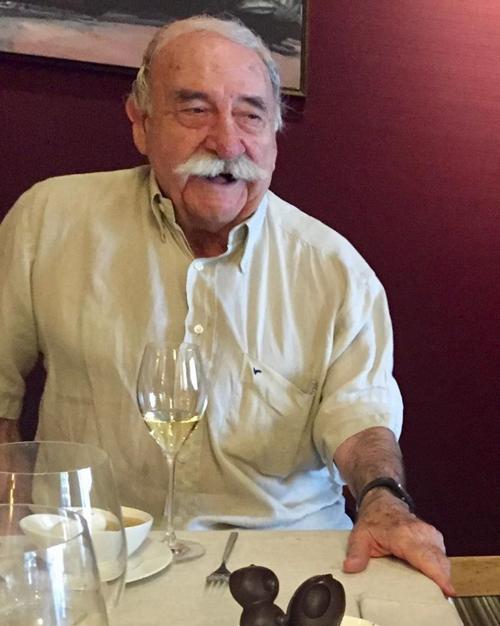 Ricardo Martin's godfather, Joan