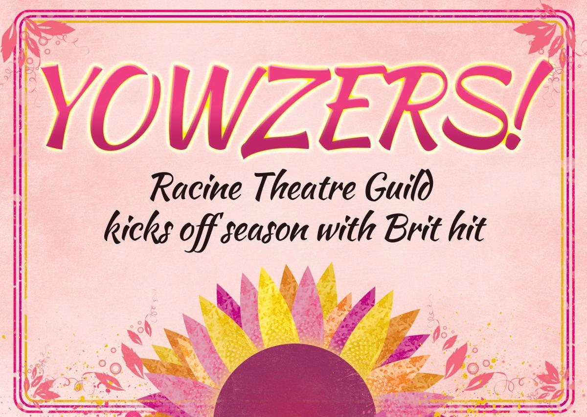 Racine Theatre Guild season begins Sept. 11