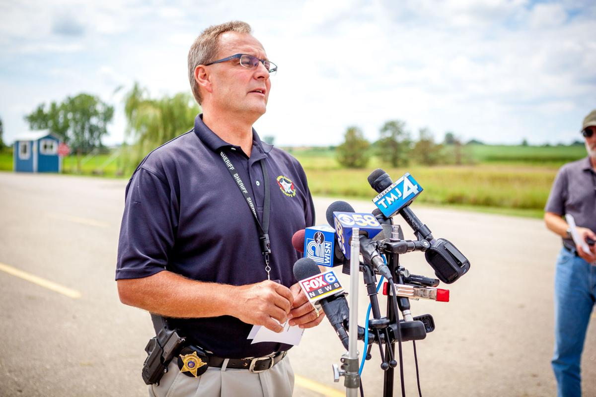 Sheriff David Beth press conference