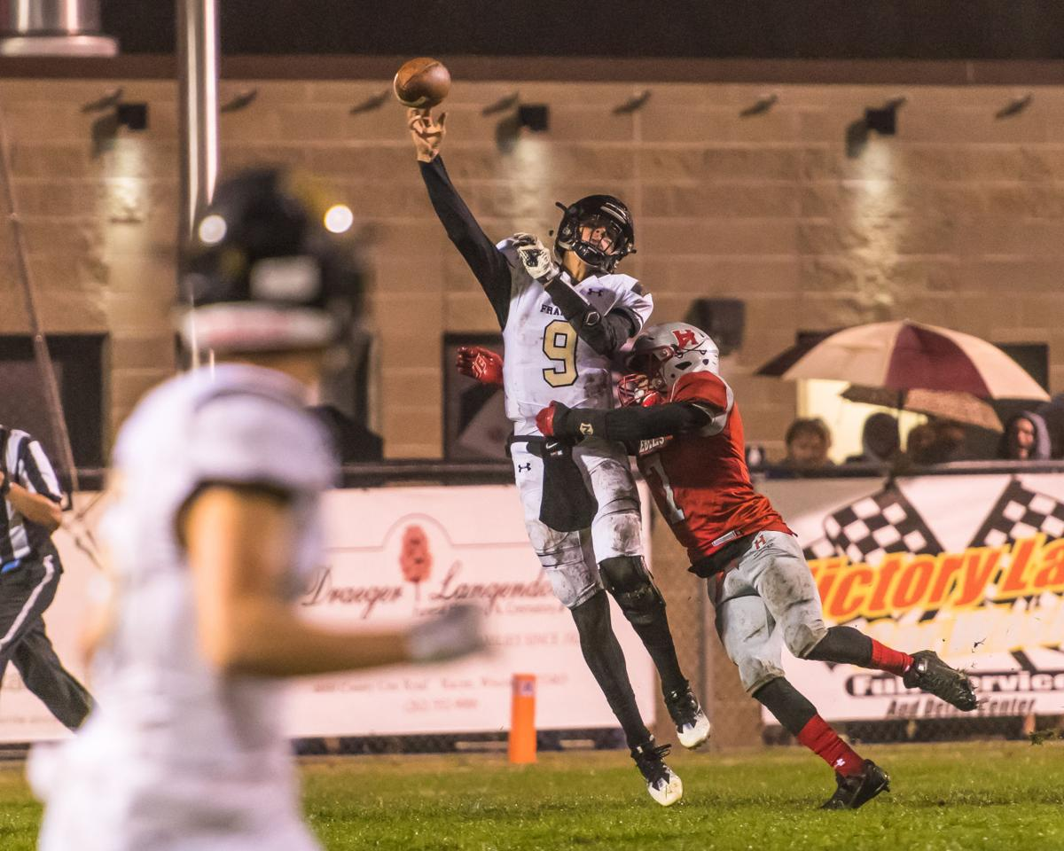 In Photos: Horlick beats Franklin, stays undefeated