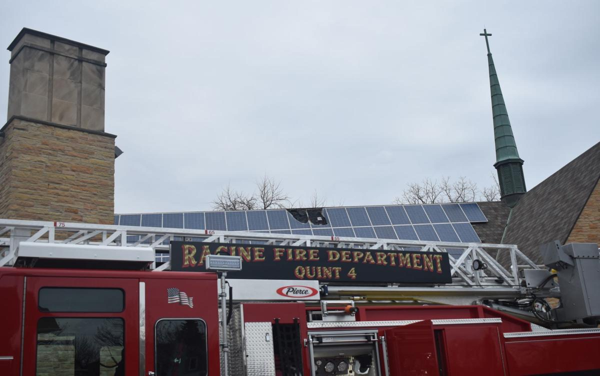 Covenant at Murray Mansion fire