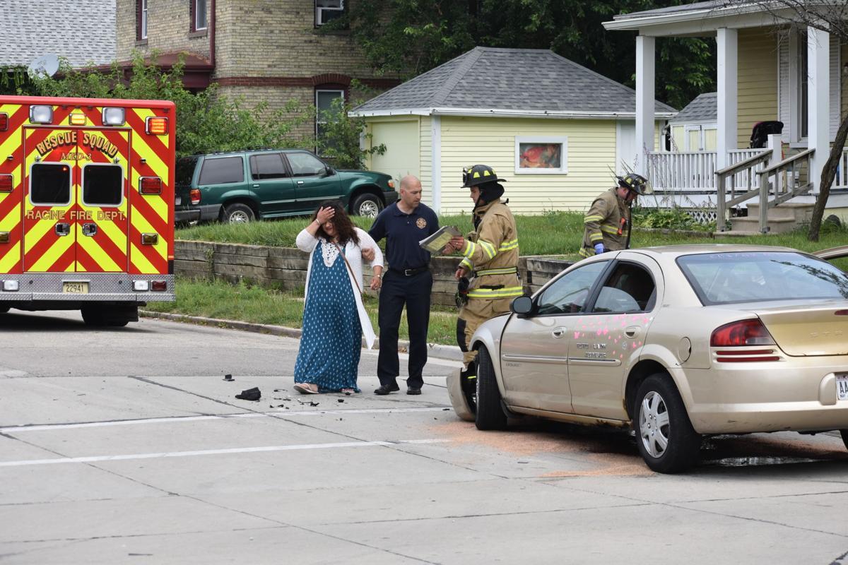 Racine Car Accident Today