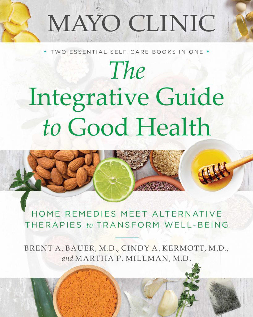 'Mayo Clinic: The Integrative Guide to Good Health'