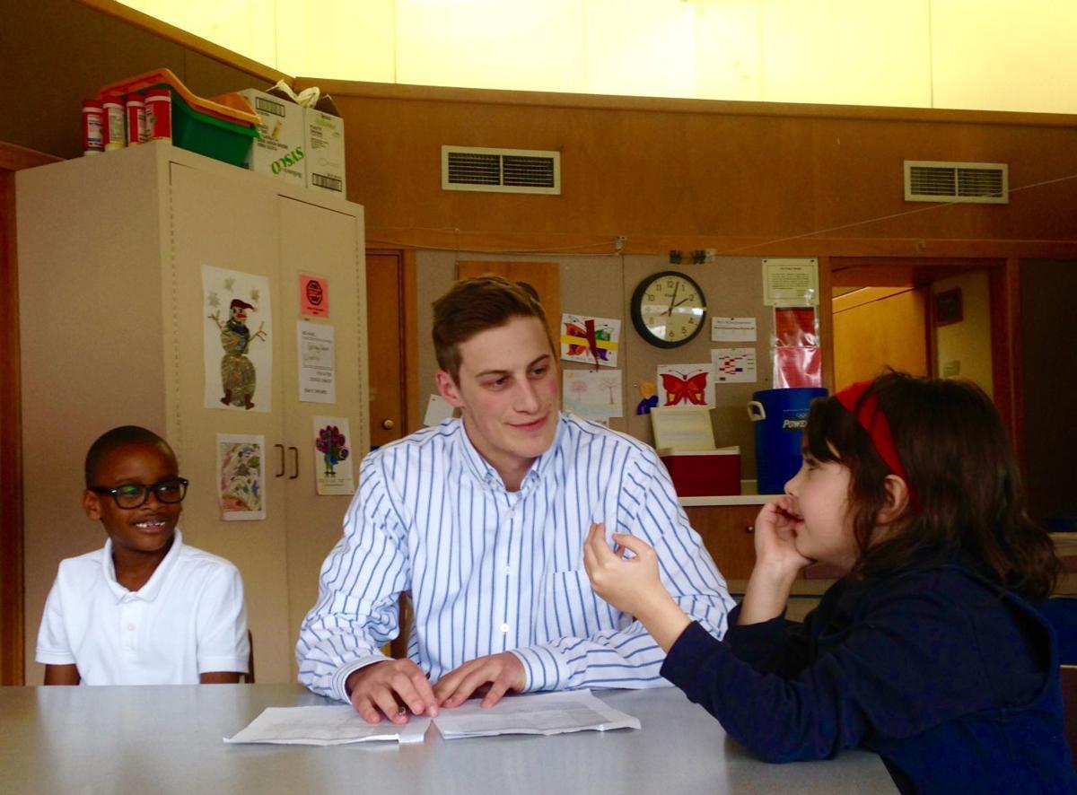 Prairie School senior participate in Capstone program