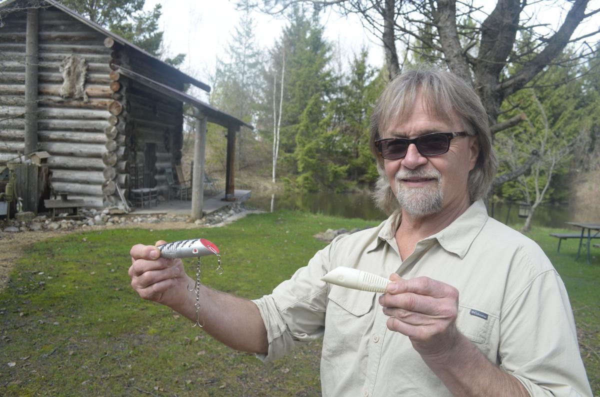 New fishing lure