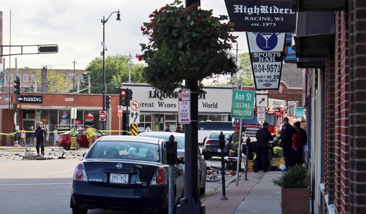 Uptown crash