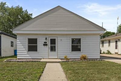 2 Bedroom Home in Racine - $99,900