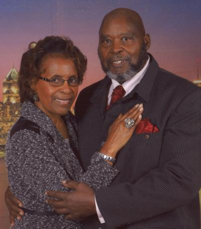 Mr. and Mrs. Alvin West Sr.