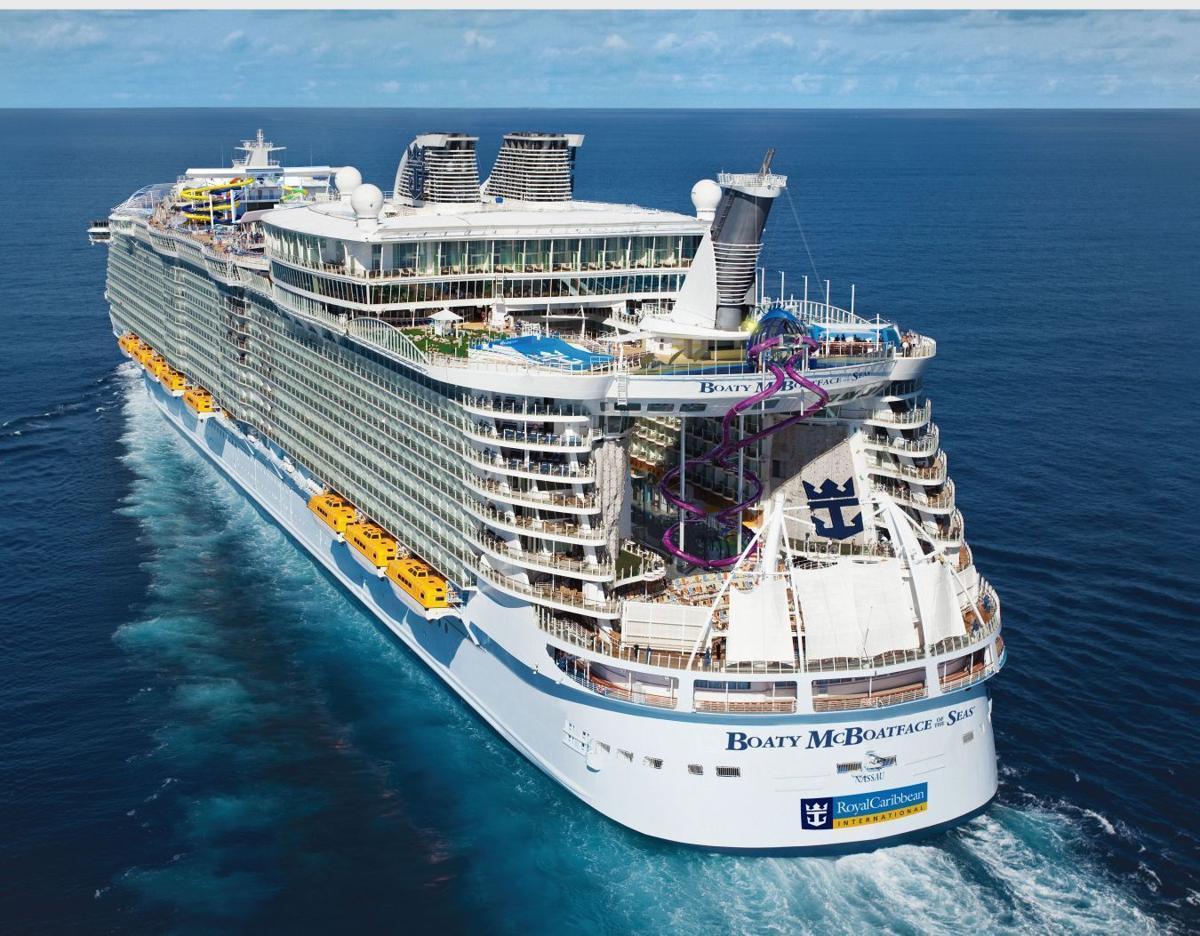 Royal Caribbean Boaty McBoatface 2