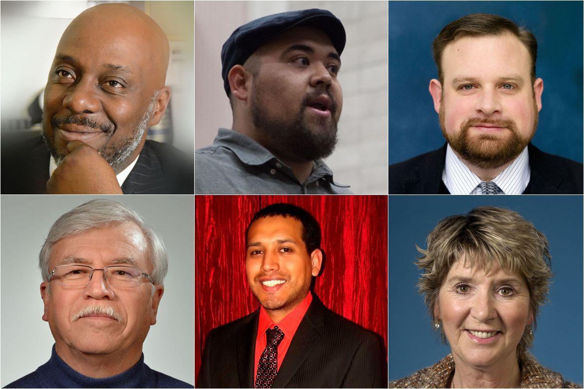 2017 Racine mayoral candidates