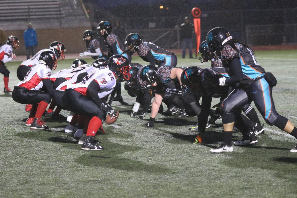Wisconsin Dragons Women S Semi Pro Football Team To Play