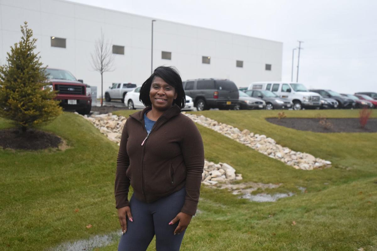 Tasha Ratliff at Foxconn