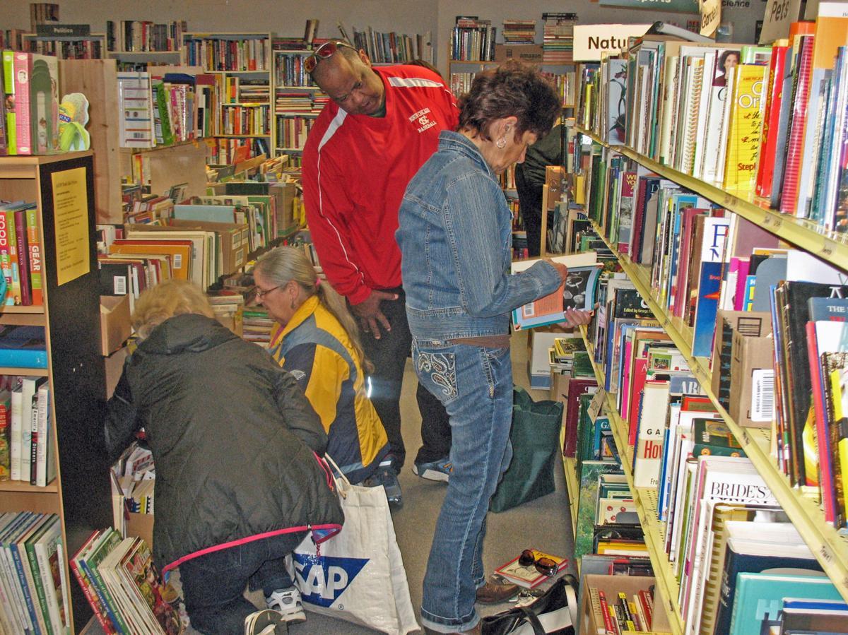 AAUW Book Sale (copy)