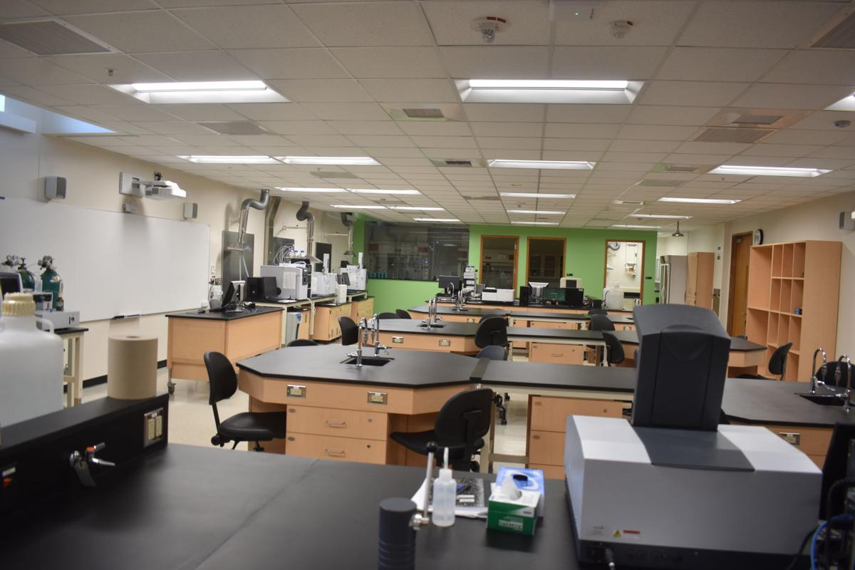 SC Johnson Integrated Science Laboratory