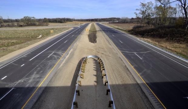 Burlington Bypass Opens