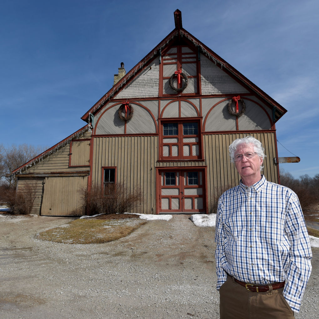 Cell tower planned near historic barn | Local News