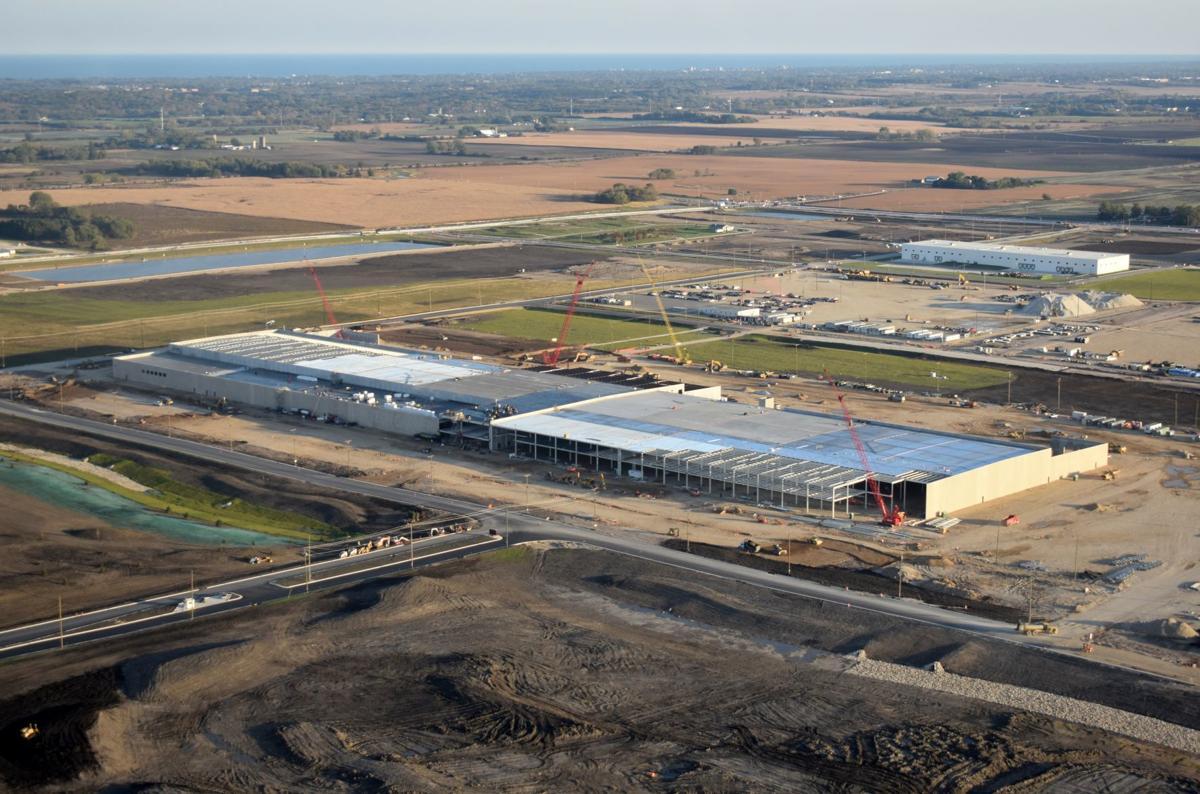 Foxconn aerials, Oct. 18