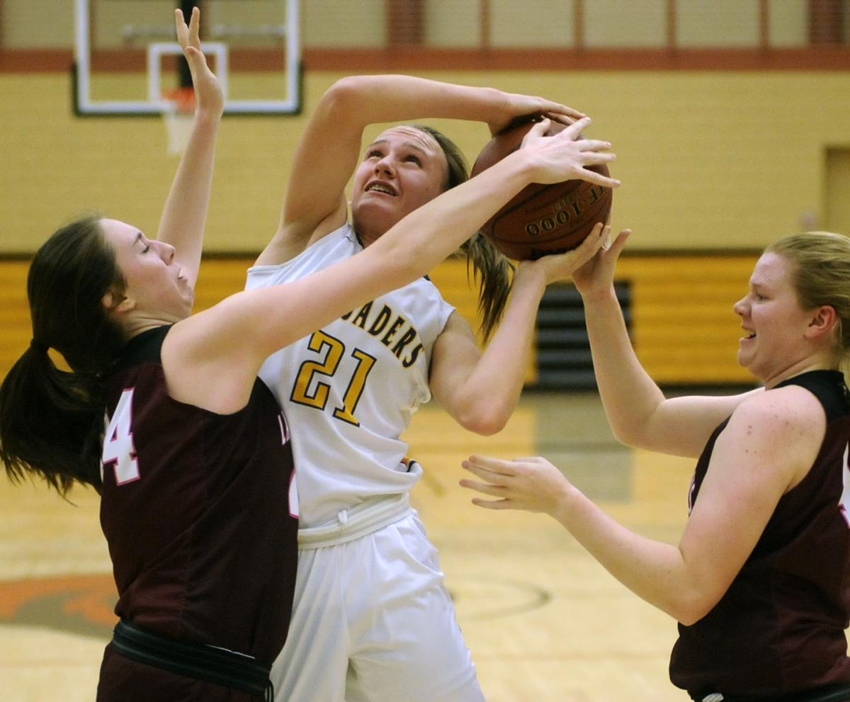 In Photos: Lutheran, Union Grove shine at Holiday Showcase