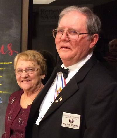 Mr. and Mrs. William Frayer
