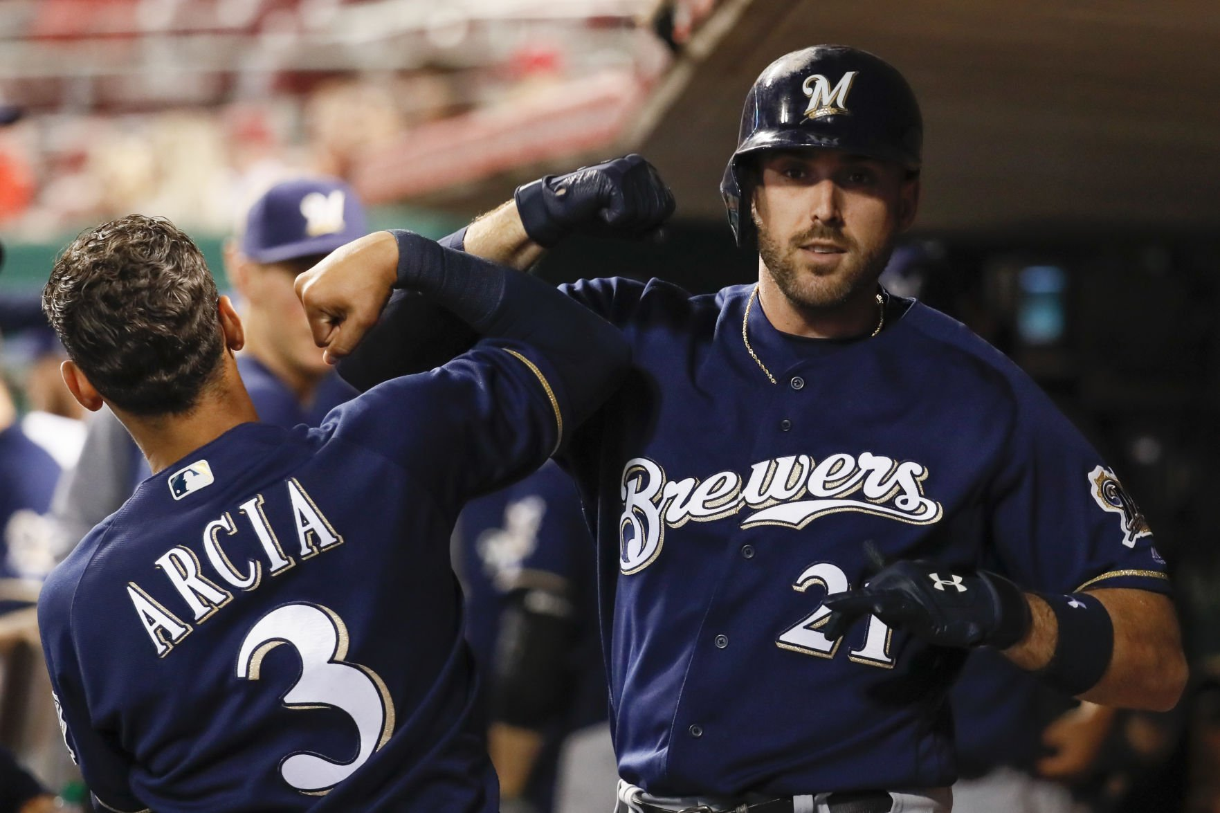 Brewers let another opportunity slip away against Reds