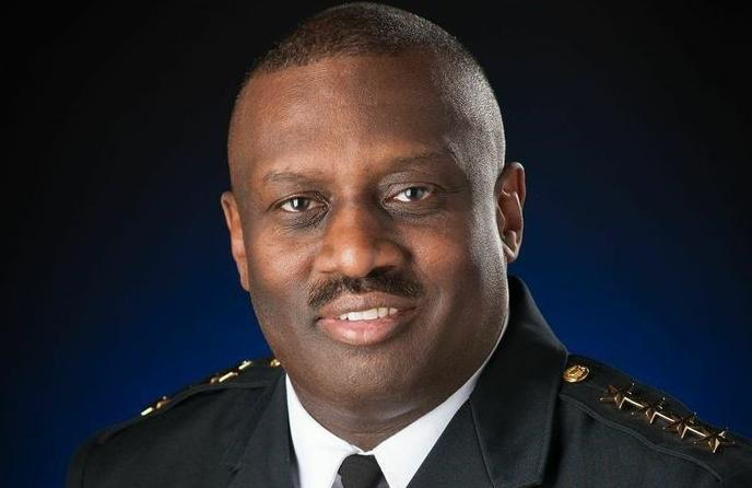 Racine Police Chief Art Howell portrait