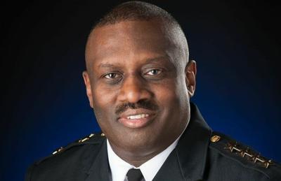 Racine Police Chief Art Howell portrait