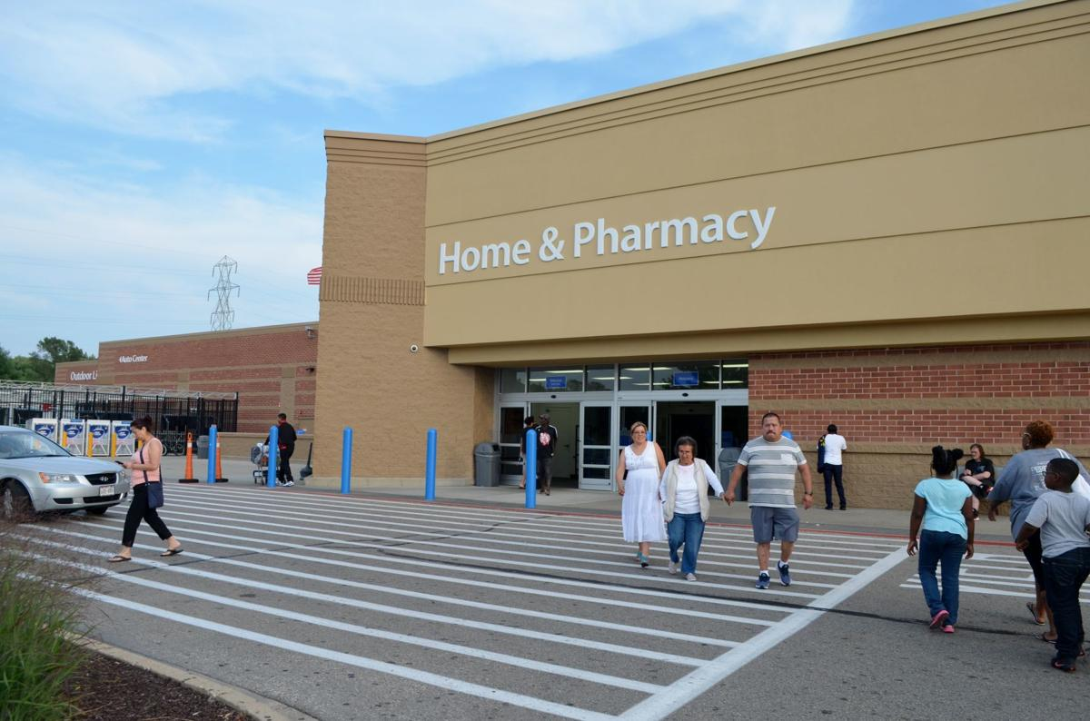 Fight involving 8 at Oakes Road Walmart reportedly started