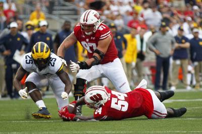 Michigan Wisconsin Football