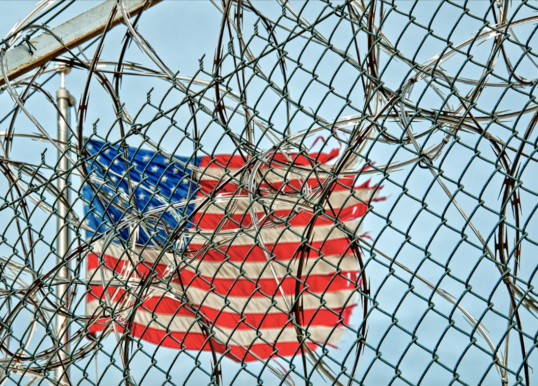 United States leads world in incarceration
