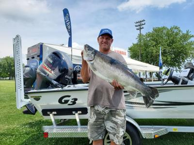 SAR Joe Radewan brown trout