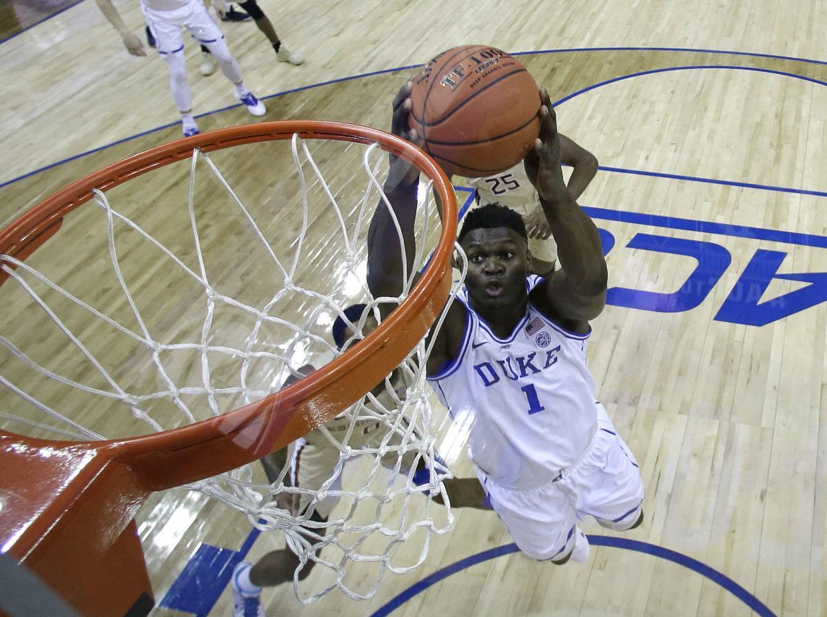 APTOPIX ACC Florida St Duke Basketball