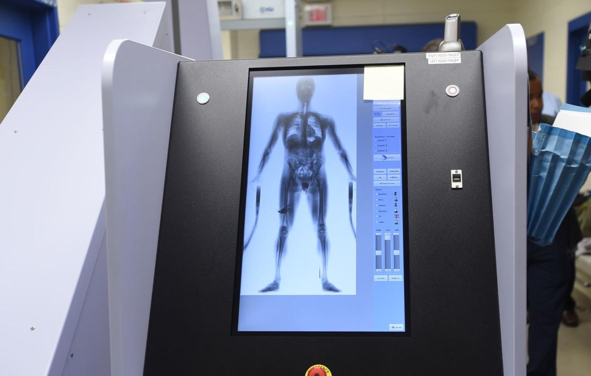 Sheriff: Jail's new body scanners are a 'lifesaver' | Crime