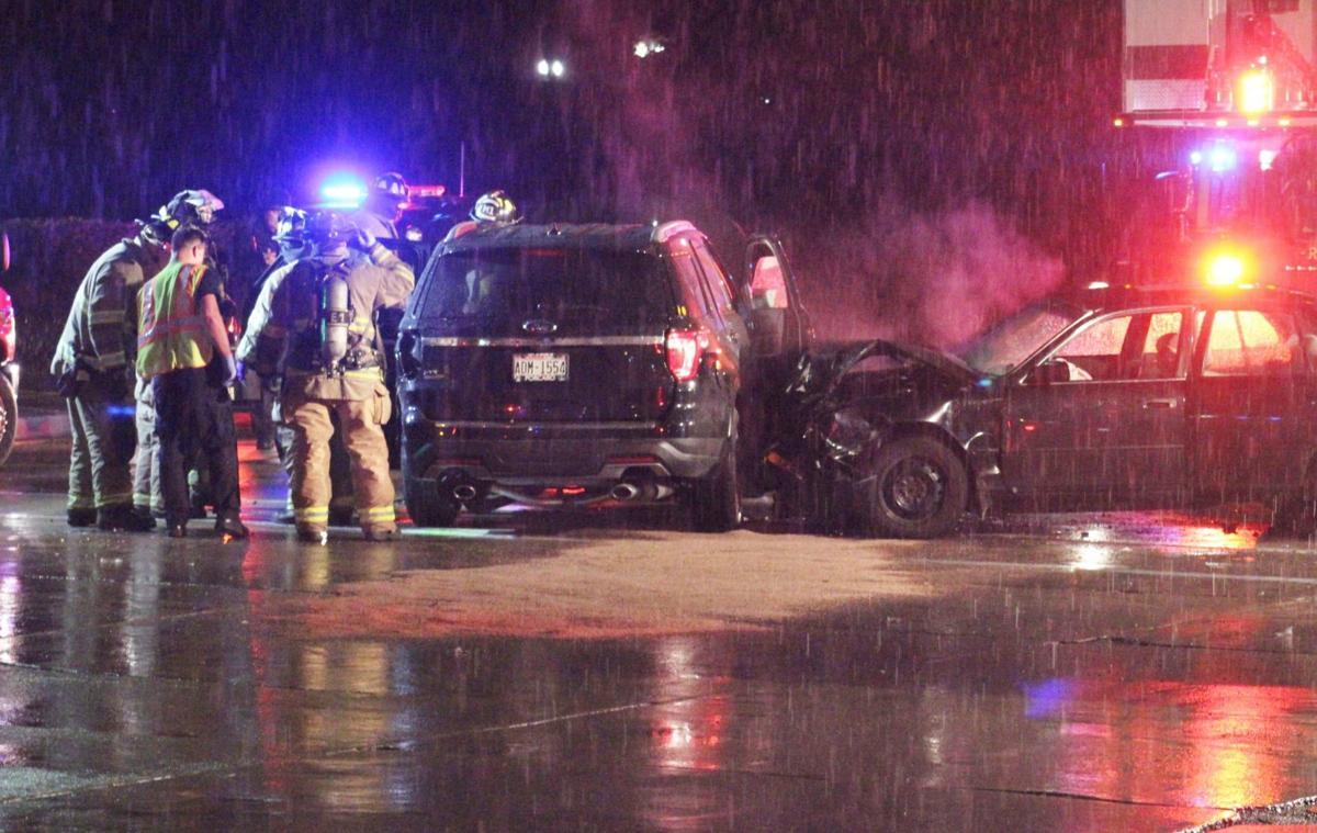 Crash at Douglas and State
