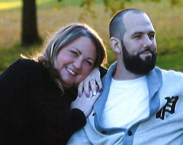 Danielle Druktenis and Joseph Lalor