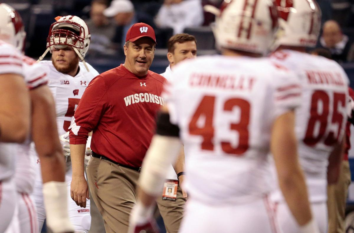Paul Chryst Smith commits
