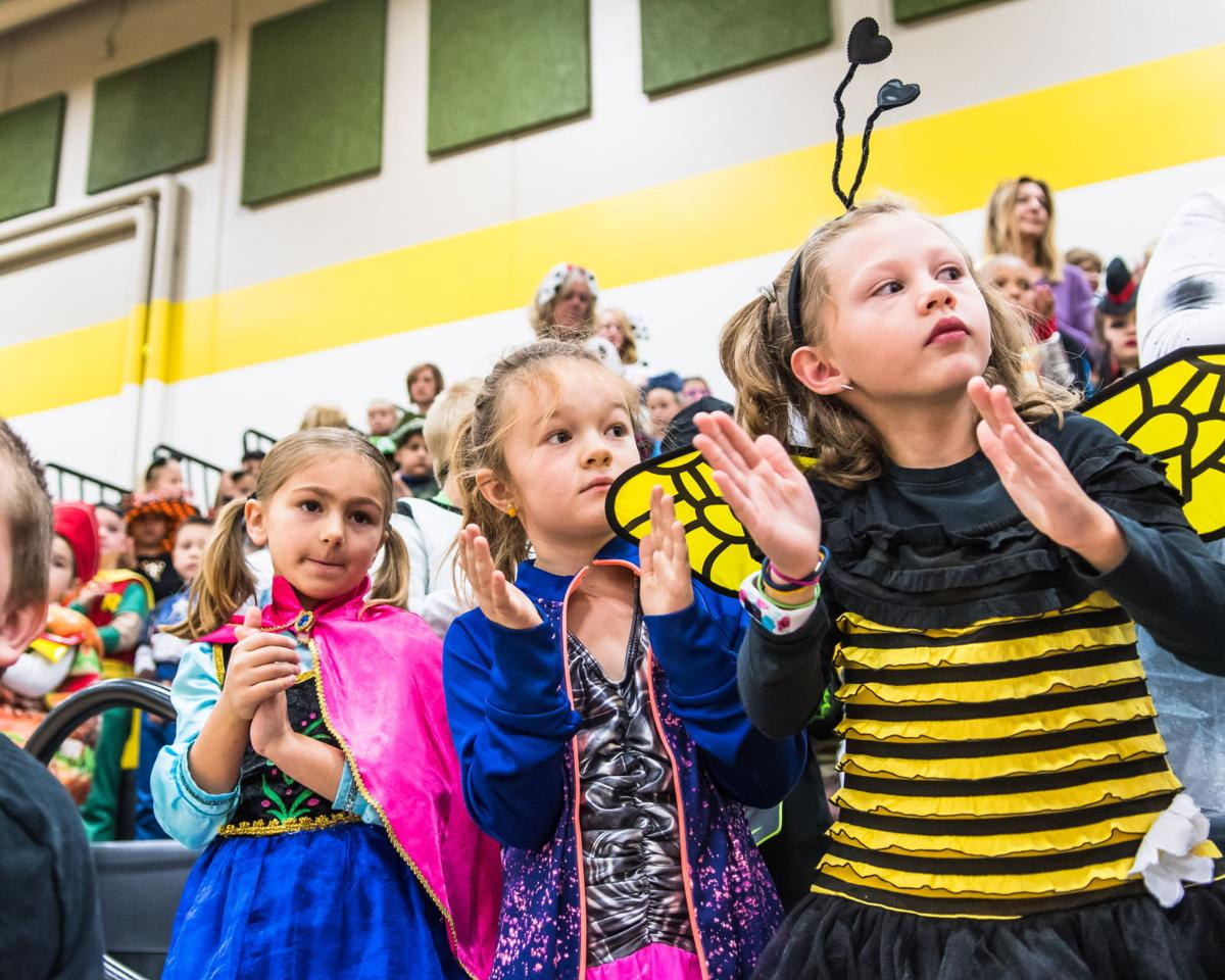 in photos: raymond elementary students raise money for cancer