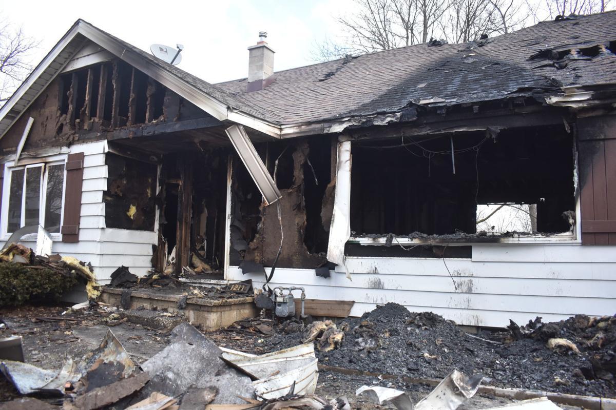 Union Grove house fire