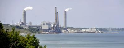 Oak Creek Power Plant